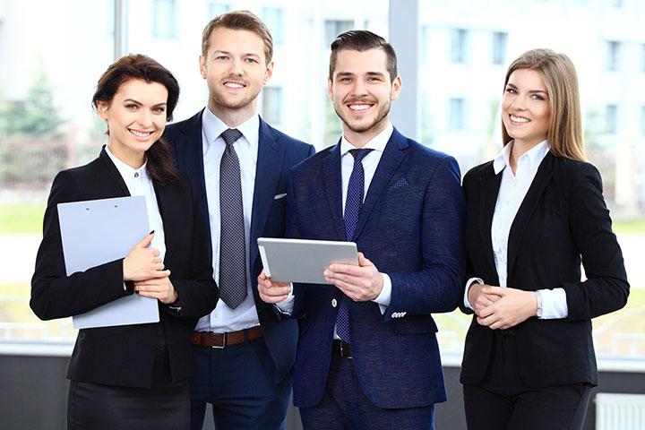 ビジネス英会話コースのネイティブ講師