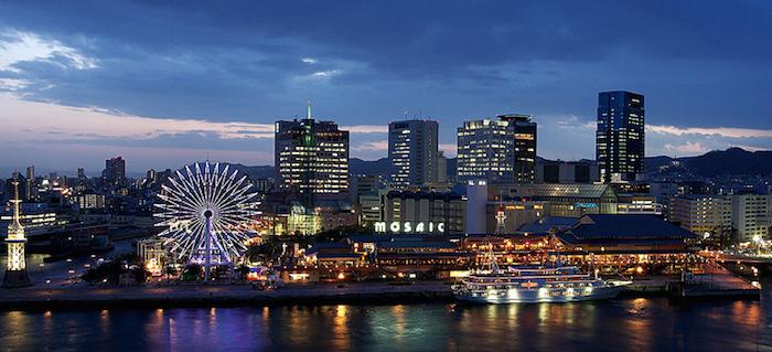 神戸の景色 写真