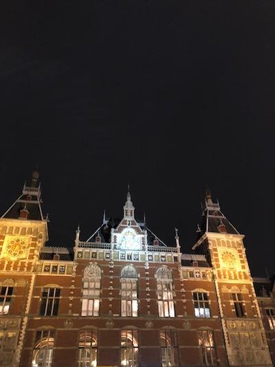 Live Englishオンライン英会話Andrew先生 - オランダ旅行