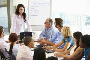 海外MBA留学授業イメージ