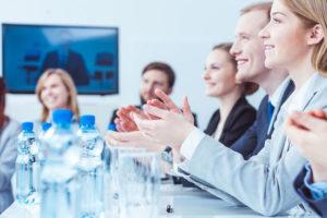 ビジネスミーティングイメージ