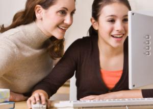 高校生のオンライン英語学習